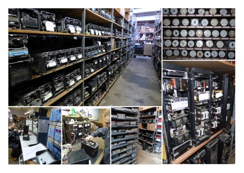 Sertec has an extensive inventory of electromechanical protective relays, replacement parts and components; and utilize modern protective relay test equipment